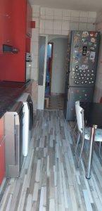 Pacurari, 2 camere decomandat, etaj intermediar, fara risc seismic, mobilat si utilat