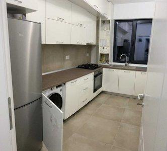 Pacurari, 2 camere decomandat, etaj intermediar, mobilat si utilat