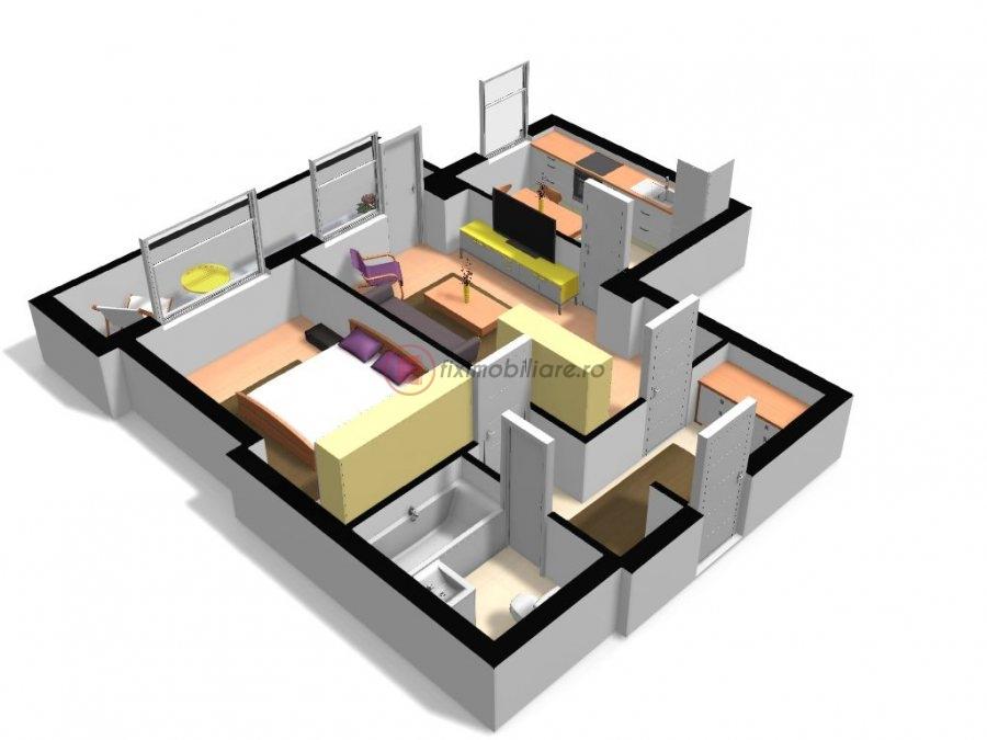 Apartament Bloc Nou Nicolina