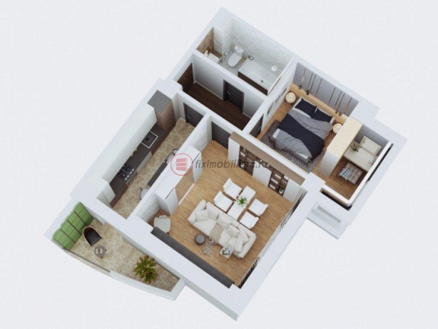 Apartament nou in zona Tudor