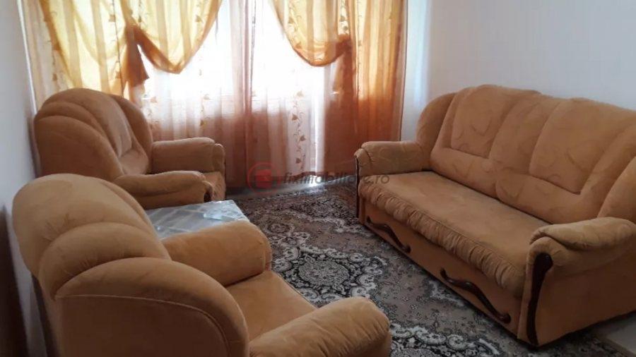 Podu Ros apartament 2 camere mobilat utilat cu CT