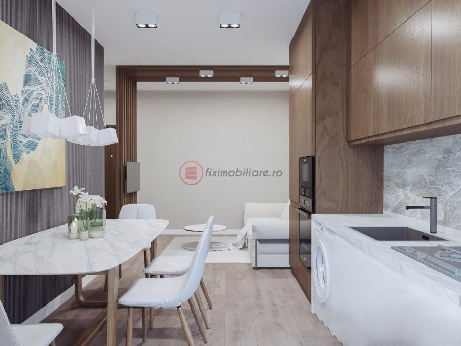 Apartament nou in zona Tudor