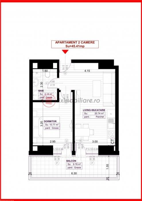 Oportunitate de investitie in Copou 2 camere